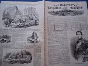 The Illustrated London News (Single Complete Issue: Vol. XII No. 301, February 5, 1848): Herbert ...