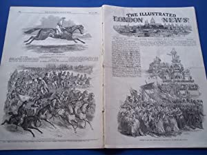 The Illustrated London News (Single Complete Issue: Vol. XII No. 318, May 27, 1848): Herbert Ingram...