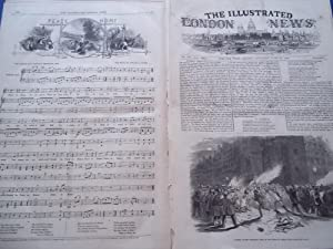 The Illustrated London News (Single Complete Issue: Vol. XII No. 320, June 10, 1848): Herbert ...