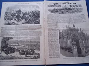 The Illustrated London News (Single Complete Issue: Vol. XII No. 321, June 17, 1848): Herbert ...