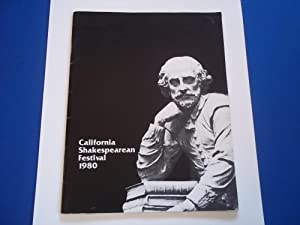 California Shakespearean Festival in Association with College of the Sequoias, Visalia - June 27 to...