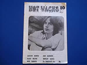 Hot Wacks: Wack 'N' Roll (Issue #10 Vol. 2 No. 4 1976) Magazine