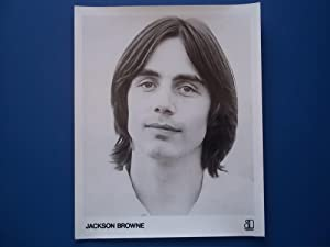 Jackson Browne Publicity Photograph Photo Print Asylum Records