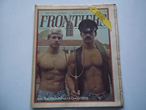 Frontiers (Vol. Volume 1 Number No. 21, February 16-March 1, 1983) Gay Newsmagazine News Magazine