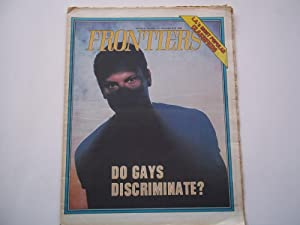 Frontiers (Vol. Volume 2 Number No. 16, November 9-16, 1983) Gay Newsmagazine News Magazine
