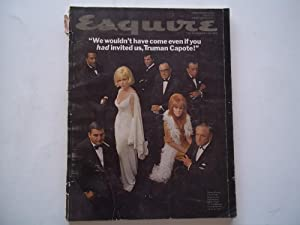 Esquire: The Magazine for Men (December 1967): Arnold Gingrich (Publisher) and Esquire, Inc.