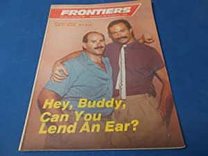 Frontiers (Vol. Volume 3 Number No. 20, September 26-October 3, 1984) Gay Newsmagazine News Magazine