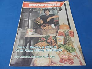 Frontiers (Vol. Volume 3 Number No. 27, November 14-21, 1984) Gay Newsmagazine News Magazine