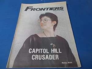 Frontiers (Vol. Volume 3 Number No. 43, March 6-13, 1985) Gay Newsmagazine News Magazine