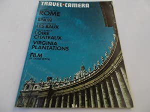 "Travel & Camera (April 1970) Magazine (Formerly ""U.S. Camera & Travel""): Cranston..."