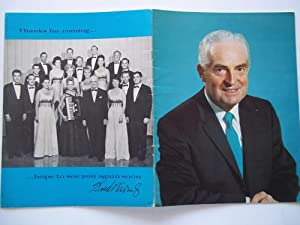 The Fred Waring Show for 1965 (Original Souvenir Program)