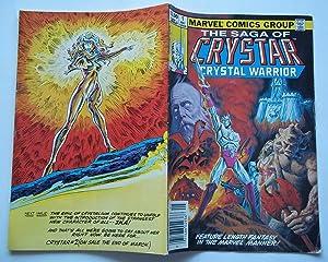 The Saga of Crystar, Crystal Warrior Vol.: Stan Lee (Publisher),