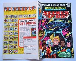 Marvel Premiere Featuring Seeker 3000! Vol. 1: Stan Lee (Publisher),