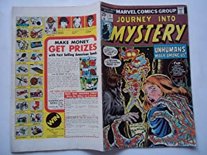 Journey Into Mystery Vol. 1 No. 17: Stan Lee (Publisher)