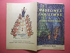 Madeline's Christmas (A McCall's Book): Bemelmans, Ludwig