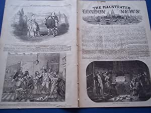 The Illustrated London News (Single Complete Issue: Vol. XIII No. 329, August 5, 1848): Herbert ...