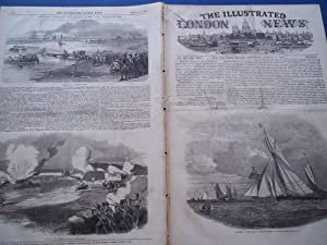 The Illustrated London News (Single Complete Issue: Vol. XIII No. 331, August 19, 1848): Herbert ...