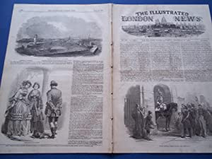 The Illustrated London News (Single Complete Issue: Vol. XIII No. 337, September 30, 1848): Herbert...