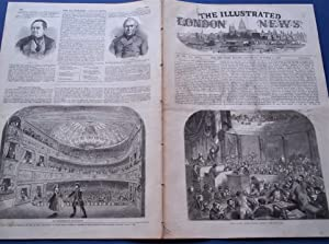 The Illustrated London News (Single Complete Issue: Vol. XIII No. 338, October 7, 1848): Herbert ...