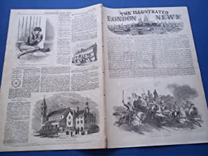 The Illustrated London News (Single Issue: Vol. XIV No. 355, January 27, 1849): Herbert Ingram (...