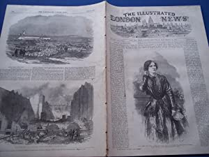 The Illustrated London News (Single Issue: Vol. XVII No. 448, September 28, 1850) With Lead Article...