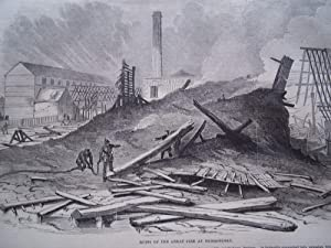 The Illustrated London News (Single Issue: Vol. XVII No. 456, November 23, 1850) With Lead Article ...