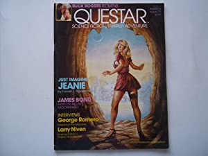 Questar (Volume 1 Number 4, August 1979): Science Fiction/Fantasy Adventure (Magazine): ...