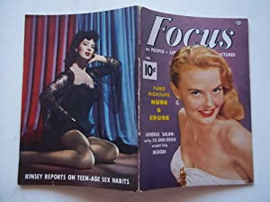 Focus On People, Life, News, Pictures (February: Martin Goodman (Publisher),