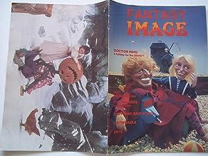 Fantasy Image (Issue No. 3, June 1985): The British Magazine Based on the Visual Fantasy Worlds: ...