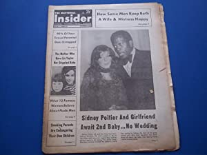 The National Insider (Vol. 21 No. 25, December 17, 1972): Informative, Provocative, Fearless, ...