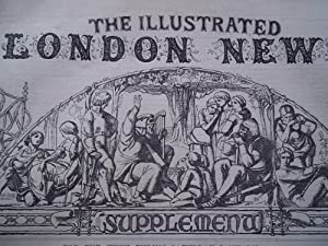 The Illustrated London News (Single Complete Issue: Vol. XX No. 543, January 31, 1852) With Lead ...