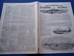 The Illustrated London News (Single Complete Issue: Vol. XX No. 546, February 21, 1852) With Lead ...