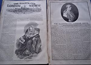 The Illustrated London News (Double Two Numbers Complete Issue: Vol. XXI Nos. 581 & 582, ...