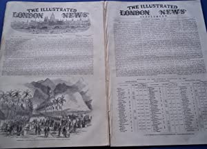 The Illustrated London News (Single Complete Issue: Vol. XXI No. 588, November 6, 1852) With Lead ...