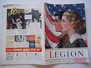 The American Legion Magazine (June 1938 Issue): The American Legion