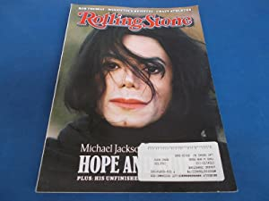 Rolling Stone (Issue 1084, August 6, 2009) Magazine (Michael Jackson Cover and Inside Feature Story)