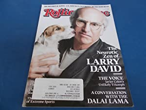 Rolling Stone (Issue 1136, August 4, 2011) Magazine (Larry David Cover Feature)