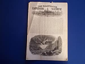 The Illustrated London News (Single Complete Issue: Vol. XXII No. 602, January 8, 1853) With Lead ...