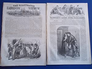 The Illustrated London News (Single Complete Issue: Vol. XXII No. 624, May 28, 1853) With Lead ...