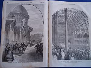 The Illustrated London News (Two Numbers Double Issue: Vol. XXII Nos. 625 and 626, June 4, 1853) ...