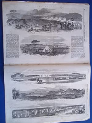The Illustrated London News (Two Numbers Double Issue: Vol. XXII Nos. 630 and 631, July 2, 1853) ...