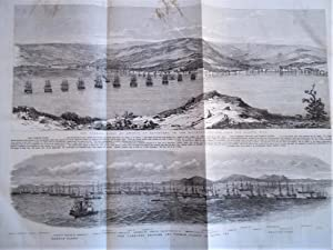 The Illustrated London News (Single Complete Issue: Vol. XXIII No. 632, July 9, 1853) With Lead ...