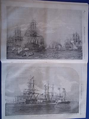 The Illustrated London News (Two Numbers Double Issue: Vol. XXIII Nos. 639 and 640, August 20, 1853...