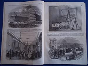 The Illustrated London News (Single Complete Issue: Vol. XXIII No. 644, September 17, 1853) With ...