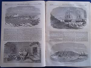 The Illustrated London News (Single Complete Issue: Vol. XXIII No. 650, October 22, 1853) With Lead...