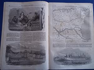 The Illustrated London News (Single Complete Issue: Vol. XXIII No. 652, November 5, 1853) With Lead...