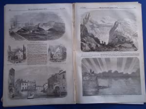 The Illustrated London News (Single Complete Issue: Vol. XXIII No. 653, November 12, 1853) With ...