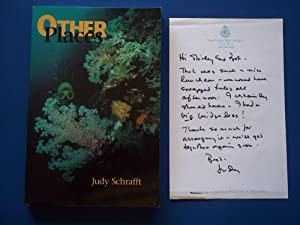 Other Places (Signed & Inscribed By Author With Signed Note on Coral Reef Society Letterhead ...