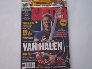 Guitar World Magazine (September 2007 Issue) (Van Halen Cover - With CD-ROM)