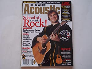 Guitar World Acoustic: Rock on Wood! (November 2004 Issue) Magazine